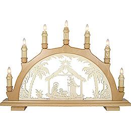 Candle Arch - Nativity - 49x36 cm / 19.3x14.2 inch