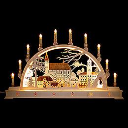 Candle Arch - Nativity - 78x45 cm / 30.7x17.7 inch
