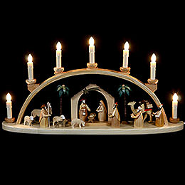 Candle Arch - The Crib - 60 cm / 24 inch