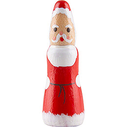 Chocolate Santa - 2,5 cm / 1 inch