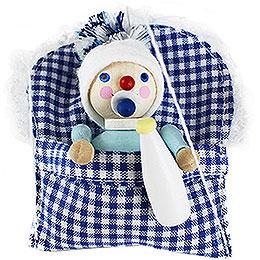 Christbaumschmuck Baby Junge - 10 cm
