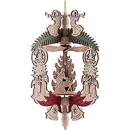 Christbaumschmuck Christi Geburt - 16,3 cm