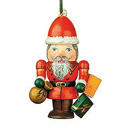 Christbaumschmuck Nussknacker-Weihnachtsmann - 7 cm