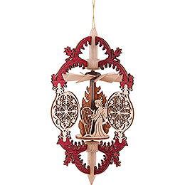 Christbaumschmuck Ornament - Engelchor - 15 cm