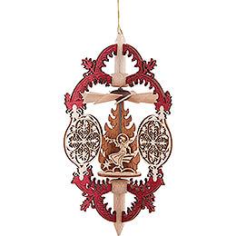 Christbaumschmuck Ornament - Himmelsreiter - 15 cm