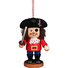 Christbaumschmuck Strolch Pirat - 10 cm