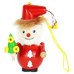 Christbaumschmuck Weihnachtsmann -