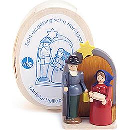 Christi Geburt in Spandose - 3 cm