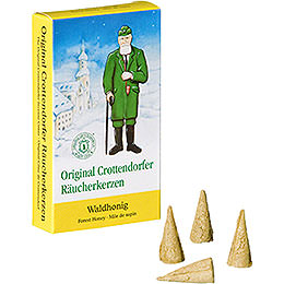 Crottendorfer Incense Cones - Forest Honey
