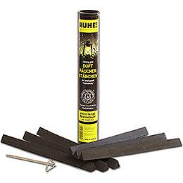 Crottendorfer Incense Sticks - 'QUIET!' Mosquito Repellent - 25 cm / 10 inch