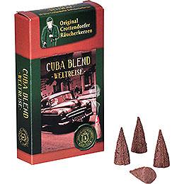 Crottendorfer Räucherkerzen - Weltreise - Cuba Blend