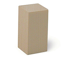 Decorative Cube - 2,2x2,2x4,4 cm / 0,9x0,9x1.7 inch