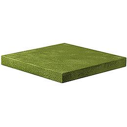 Dekofläche für Podest, 3 Stück - 18x18 cm