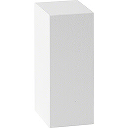 Dekowürfel - 4,4x4,4x11 cm