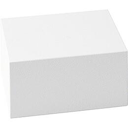 Dekowürfel - 8,8x8,8x4,4 cm