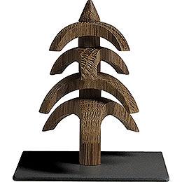 Drehbaum Twist, Eiche geräuchert - 8 cm
