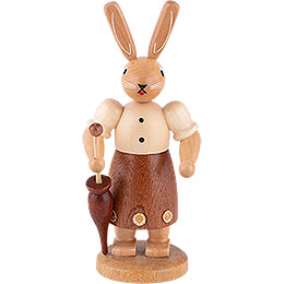 Easter Bunny Female Natural Colors - 11 cm / 4 inch