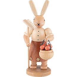 Easter Bunny Gardener - 11 cm / 4 inch