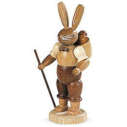 Easter Bunny (male) Natural Colors - 11 cm / 4 inch
