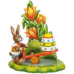 Easter Egg Teeter-Totter - 12x10 cm / 4,7x3,9 inch