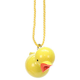 Easter Ornament - Chick - 1,8 cm / 0.7 inch