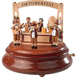 Elektronische Spieldose - Oktoberfest - 19 cm