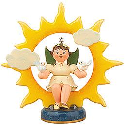 Engel Sonne Tauben - 20 cm