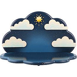 Engel Wolke stehend/hängend - 23x14x14 cm