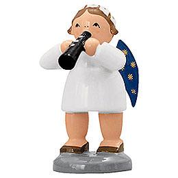 Engel mit Flöte - 5 cm