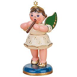 Engel mit Flöte - 6,5 cm