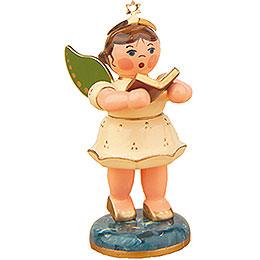 Engel mit Gesangbuch - 6,5 cm