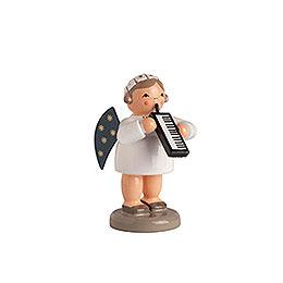 Engel mit Melodica - 5 cm