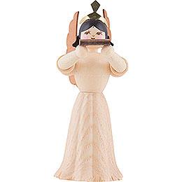 Engel mit Mundharmonika - 7 cm