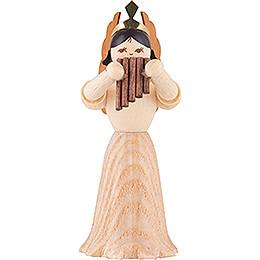 Engel mit Panflöte - 7 cm
