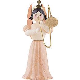 Engel mit Posaune - 7 cm