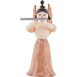 Engel mit Querflöte - 7 cm