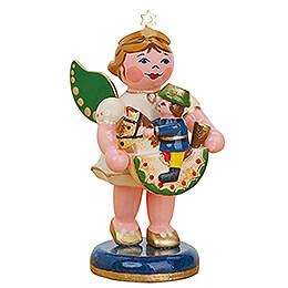 Engel mit Reiterlein - 6,5 cm