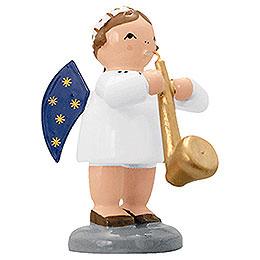 Engel mit Saxophon - 5 cm