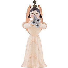 Engel mit Schalmei - 7 cm