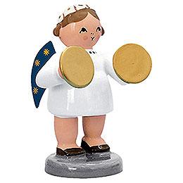 Engel mit Schellen - 5 cm