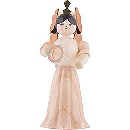 Engel mit Schellenring - 7 cm