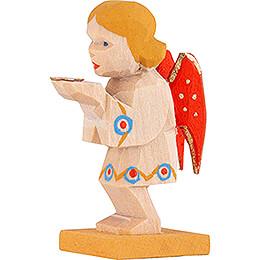 Engel mit Stern - 4 cm