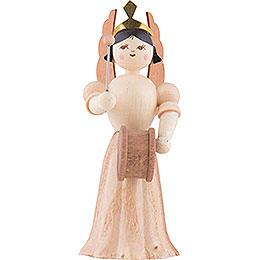 Engel mit Trommel - 7 cm