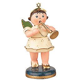 Engel mit Trompete - 6,5 cm