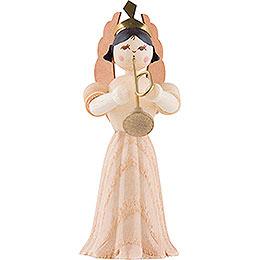 Engel mit Trompete - 7 cm