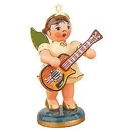 Engel mit Westerngitarre - 6,5 cm