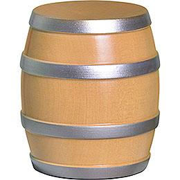 Faß für Räuchermännchen Winzer - 8 cm