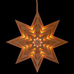 Fensterbild Stern  - 30 cm