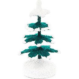 Fichte grün-weiß - 5,5 cm