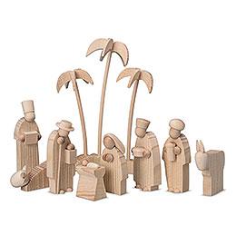 Figurengruppe für Pyramide LUMA - Krippe - 15 cm